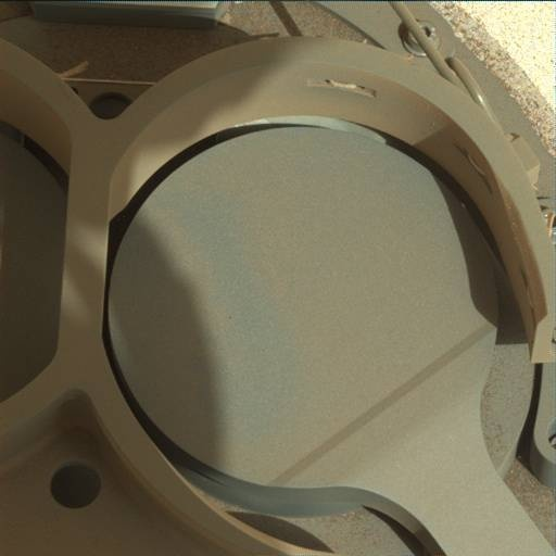 NASA's Mars rover Curiosity acquired this image using its Mast Camera (Mastcam) on Sol 224
