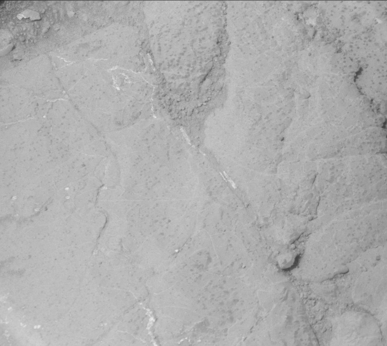 Nasa's Mars rover Curiosity acquired this image using its Mast Camera (Mastcam) on Sol 234