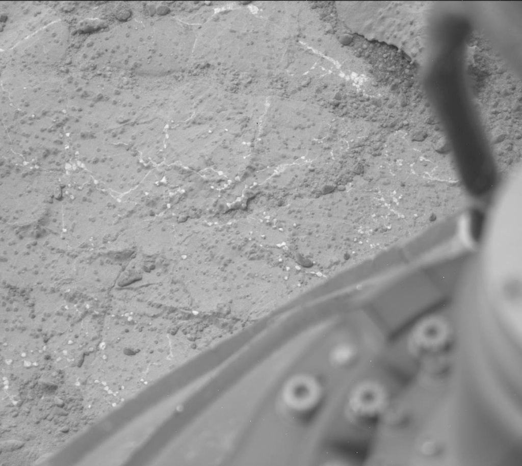 NASA's Mars rover Curiosity acquired this image using its Mast Camera (Mastcam) on Sol 270