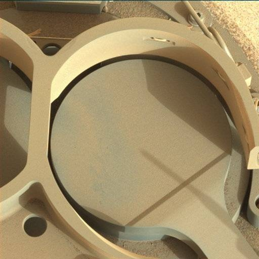 NASA's Mars rover Curiosity acquired this image using its Mast Camera (Mastcam) on Sol 286