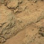 NASA's Mars rover Curiosity acquired this image using its Mast Camera (Mastcam) on Sol 307