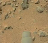 NASA's Mars rover Curiosity acquired this image using its Mast Camera (Mastcam) on Sol 325