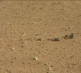 NASA's Mars rover Curiosity acquired this image using its Mast Camera (Mastcam) on Sol 345