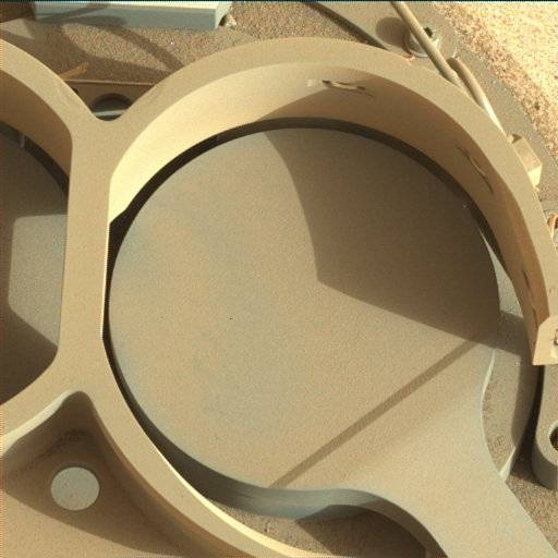 NASA's Mars rover Curiosity acquired this image using its Mast Camera (Mastcam) on Sol 353