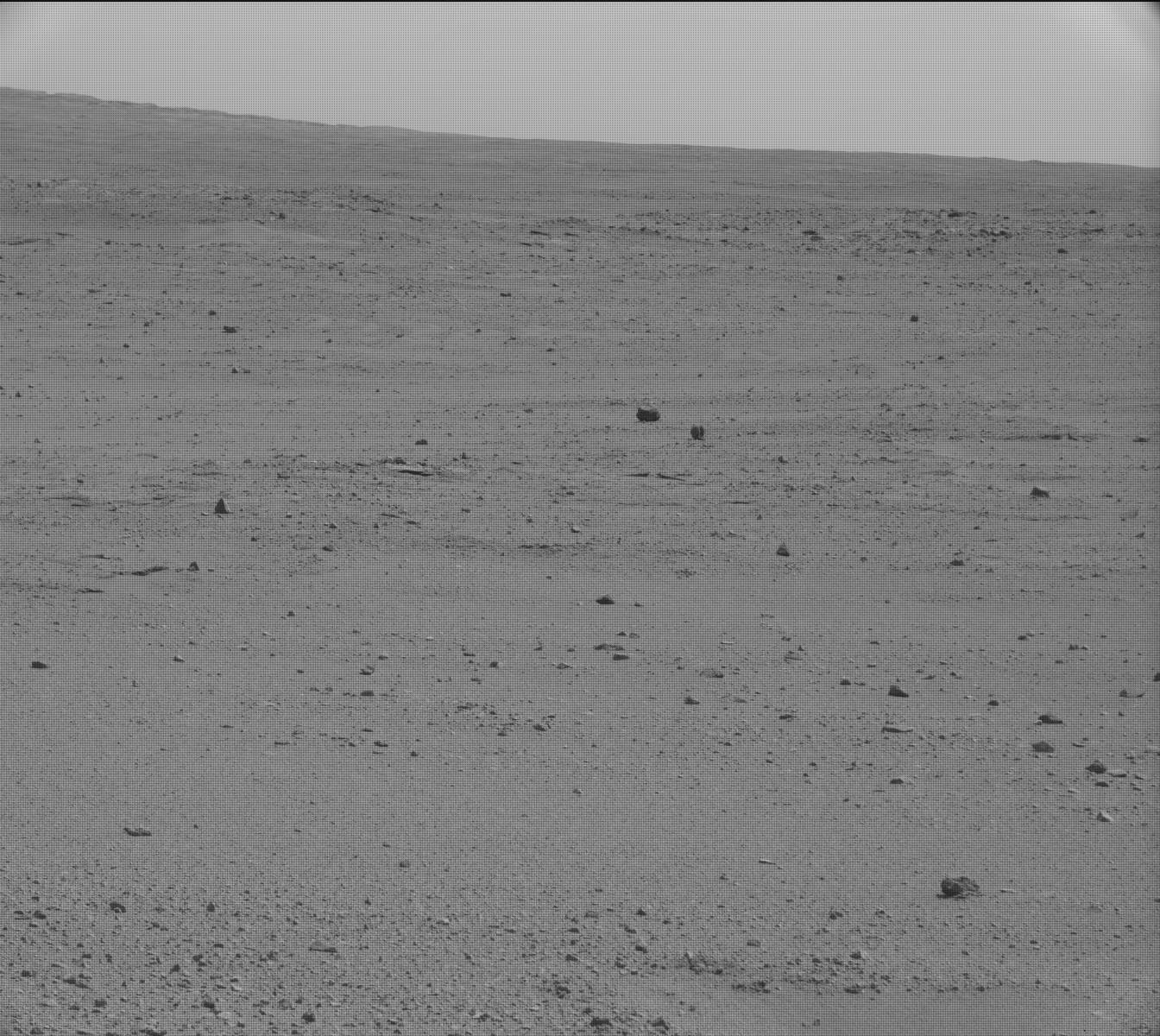 Nasa's Mars rover Curiosity acquired this image using its Mast Camera (Mastcam) on Sol 365