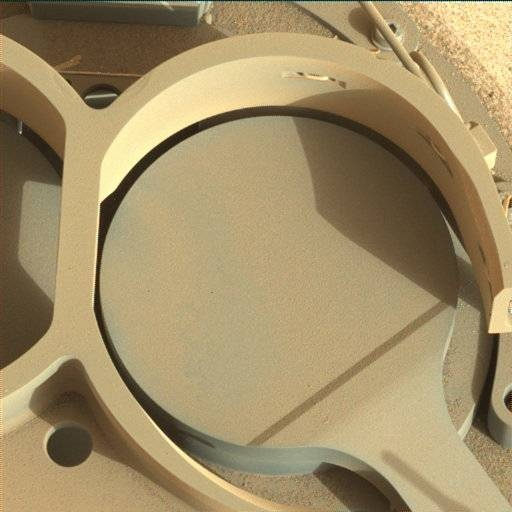 NASA's Mars rover Curiosity acquired this image using its Mast Camera (Mastcam) on Sol 367