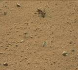 NASA's Mars rover Curiosity acquired this image using its Mast Camera (Mastcam) on Sol 369