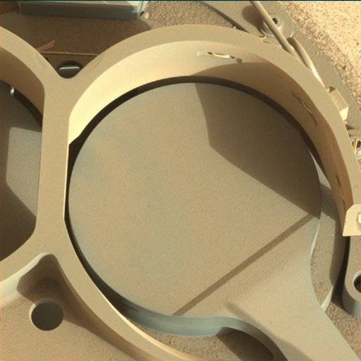 NASA's Mars rover Curiosity acquired this image using its Mast Camera (Mastcam) on Sol 381