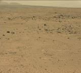 NASA's Mars rover Curiosity acquired this image using its Mast Camera (Mastcam) on Sol 406