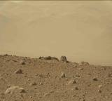 NASA's Mars rover Curiosity acquired this image using its Mast Camera (Mastcam) on Sol 407