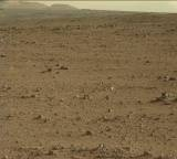 NASA's Mars rover Curiosity acquired this image using its Mast Camera (Mastcam) on Sol 409