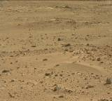 NASA's Mars rover Curiosity acquired this image using its Mast Camera (Mastcam) on Sol 410