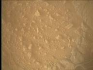 NASA's Mars rover Curiosity acquired this image using its Mars Descent Imager (MARDI) on Sol 437