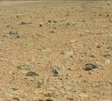 NASA's Mars rover Curiosity acquired this image using its Mast Camera (Mastcam) on Sol 472