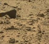 NASA's Mars rover Curiosity acquired this image using its Mast Camera (Mastcam) on Sol 487
