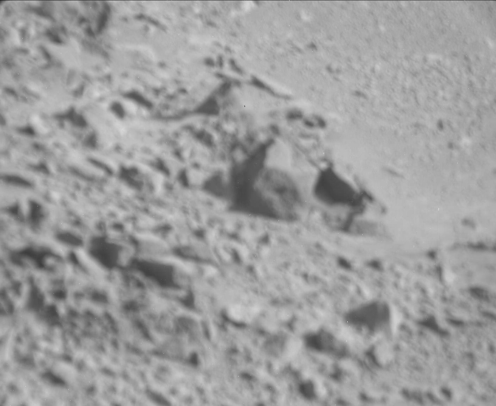 NASA's Mars rover Curiosity acquired this image using its Mast Camera (Mastcam) on Sol 489
