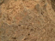 NASA's Mars rover Curiosity acquired this image using its Mars Hand Lens Imager (MAHLI) on Sol 506