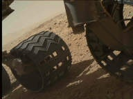 NASA's Mars rover Curiosity acquired this image using its Mars Hand Lens Imager (MAHLI) on Sol 508
