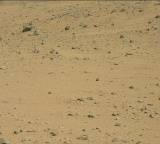 NASA's Mars rover Curiosity acquired this image using its Mast Camera (Mastcam) on Sol 519