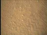 NASA's Mars rover Curiosity acquired this image using its Mars Descent Imager (MARDI) on Sol 519