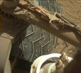 NASA's Mars rover Curiosity acquired this image using its Mast Camera (Mastcam) on Sol 521