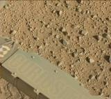 NASA's Mars rover Curiosity acquired this image using its Mast Camera (Mastcam) on Sol 524