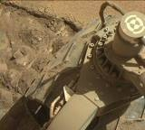 NASA's Mars rover Curiosity acquired this image using its Mast Camera (Mastcam) on Sol 532