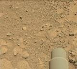 NASA's Mars rover Curiosity acquired this image using its Mast Camera (Mastcam) on Sol 535