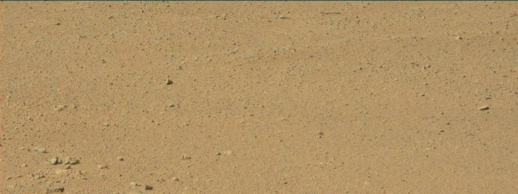 NASA's Mars rover Curiosity acquired this image using its Mast Camera (Mastcam) on Sol 568