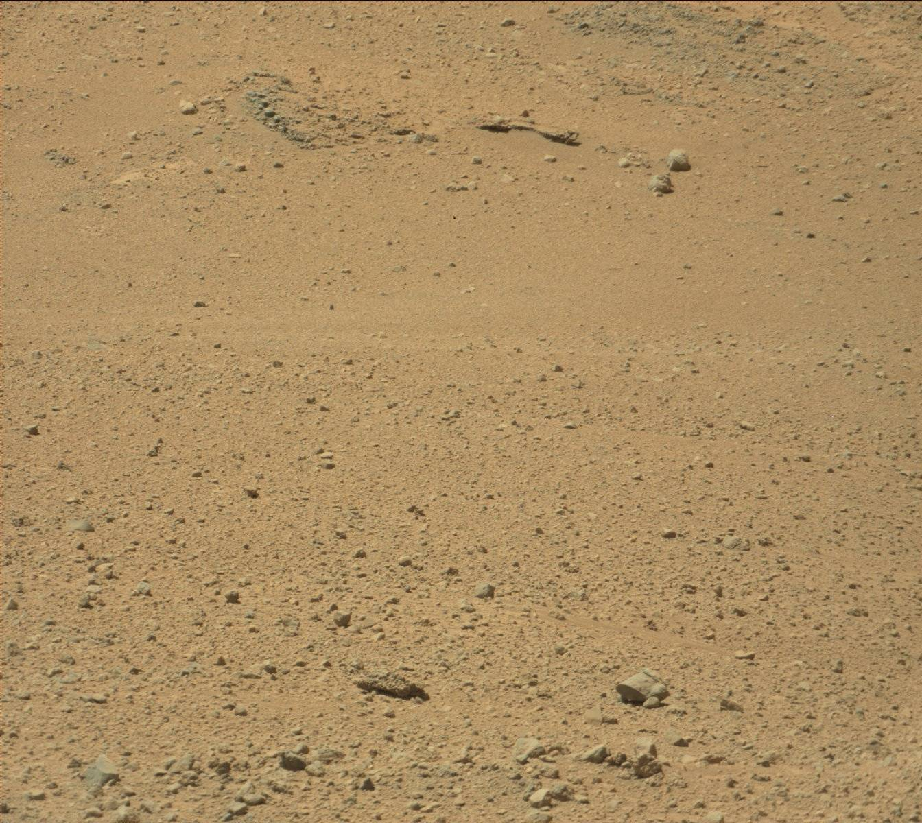 Carved cylinder found among artifacts on mars by curiosity