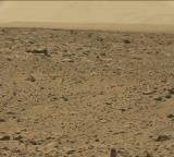 NASA's Mars rover Curiosity acquired this image using its Mast Camera (Mastcam) on Sol 735