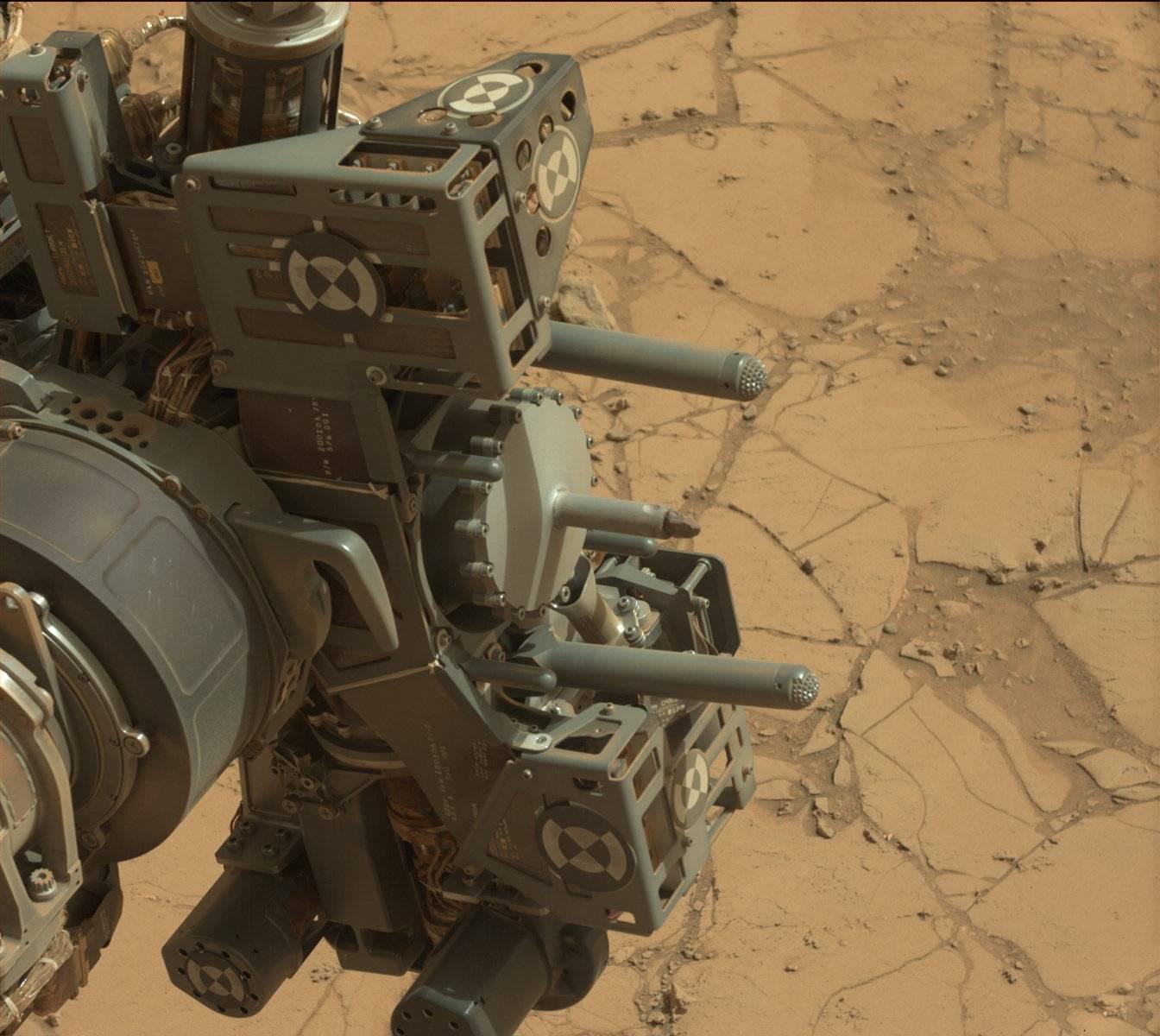 mars rover drill status - photo #41