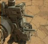 NASA's Mars rover Curiosity acquired this image using its Mast Camera (Mastcam) on Sol 759