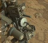 NASA's Mars rover Curiosity acquired this image using its Mast Camera (Mastcam) on Sol 882