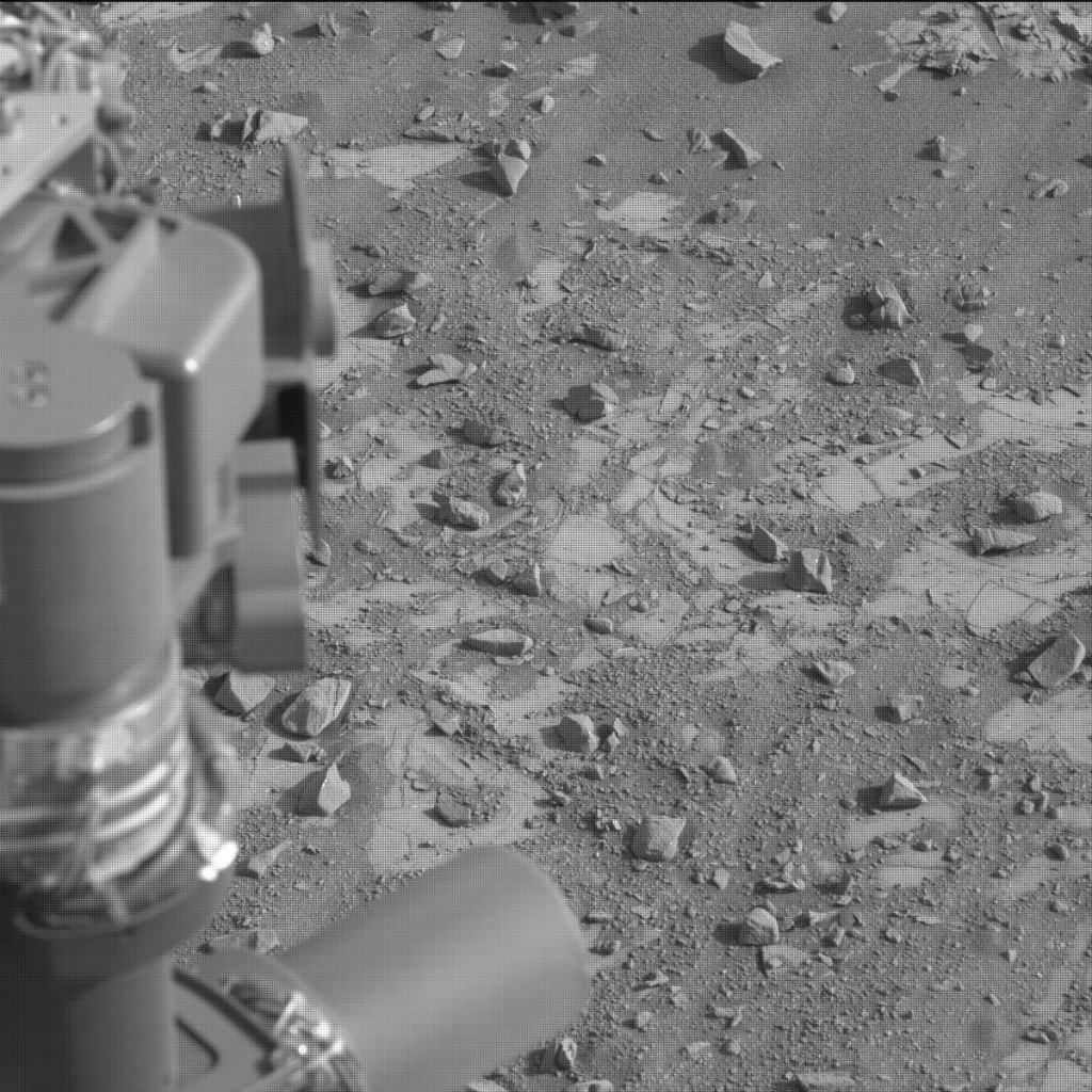 NASA's Mars rover Curiosity acquired this image using its Mast Camera (Mastcam) on Sol 901