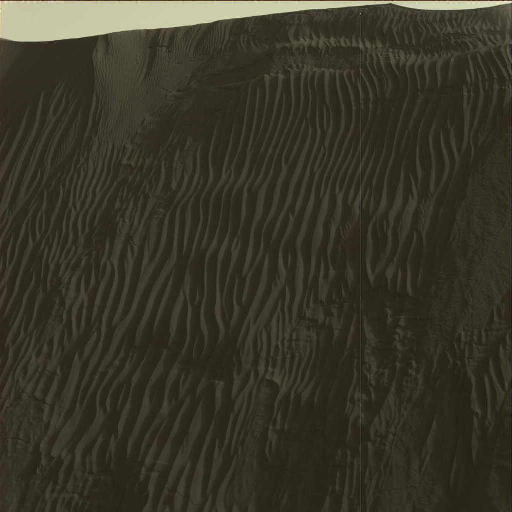 NASA's Mars rover Curiosity acquired this image using its Mast Camera (Mastcam) on Sol 1211
