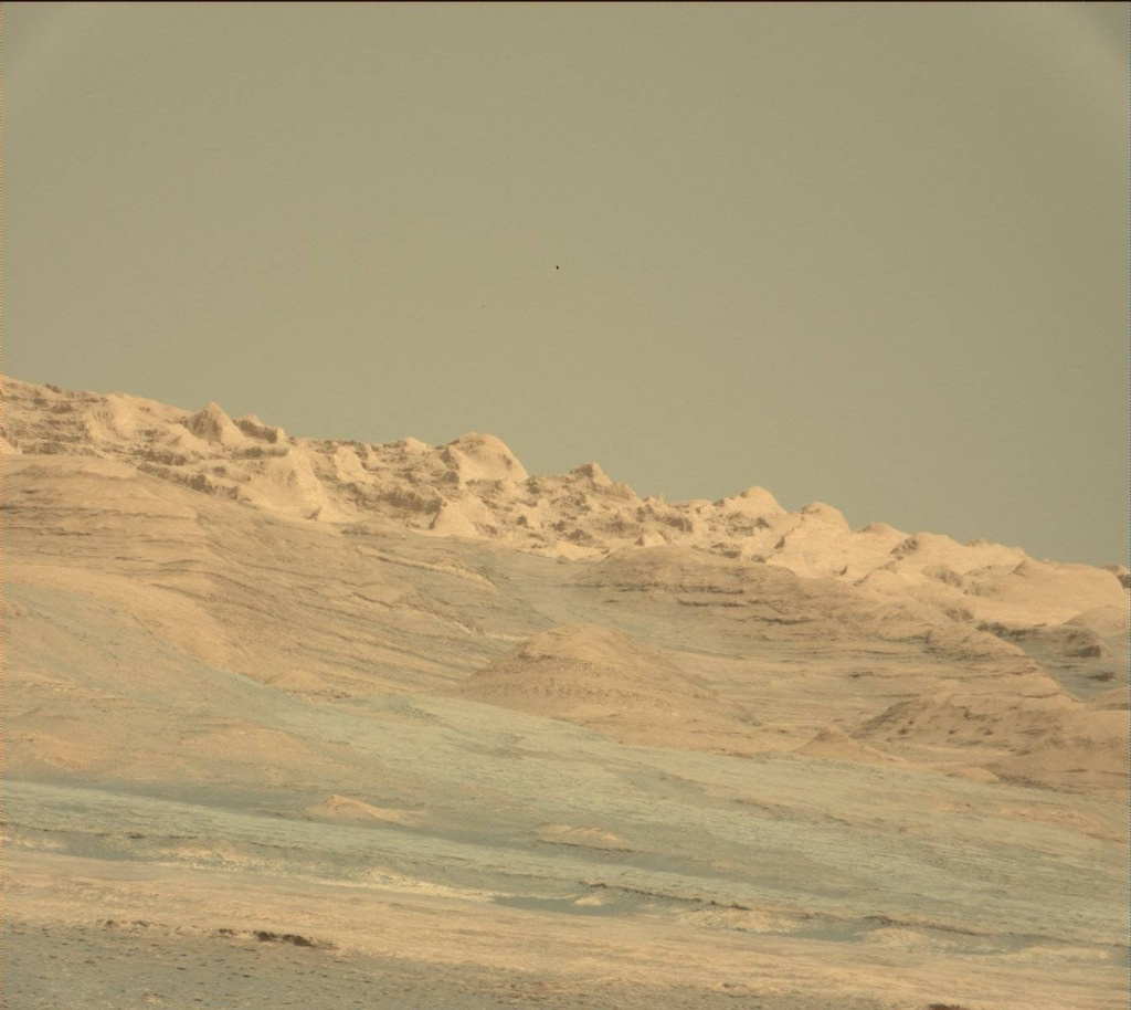 MSL Raw Image from Mast Camera (Mastcam)