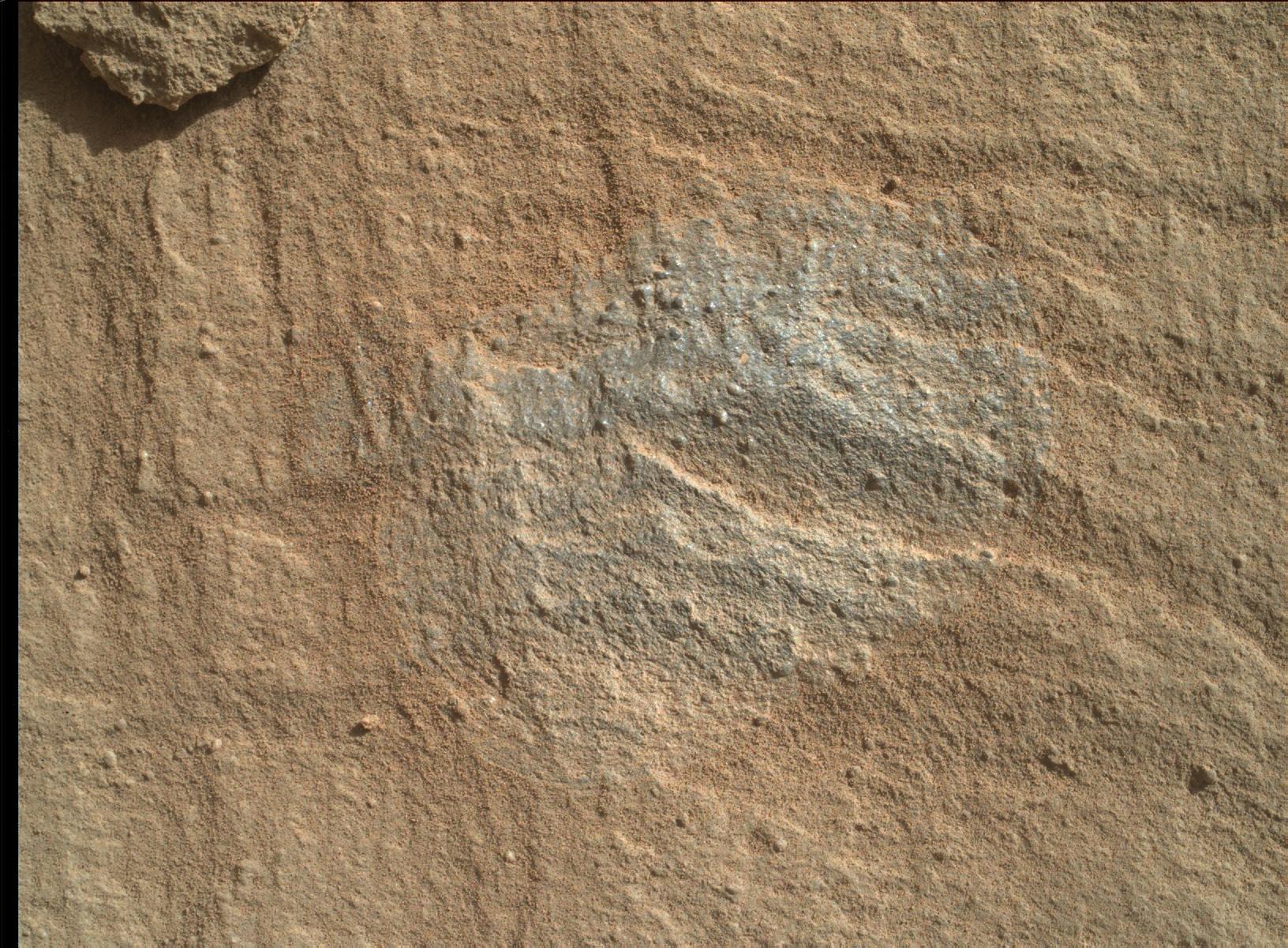 Sol 1287 MAHLI Sesrium Canyon