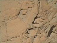 NASA's Mars rover Curiosity acquired this image using its Mars Hand Lens Imager (MAHLI) on Sol 1338