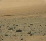 NASA's Mars rover Curiosity acquired this image using its Mast Camera (Mastcam) on Sol 1402