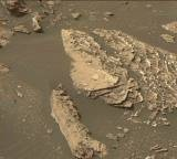 NASA's Mars rover Curiosity acquired this image using its Mast Camera (Mastcam) on Sol 1507