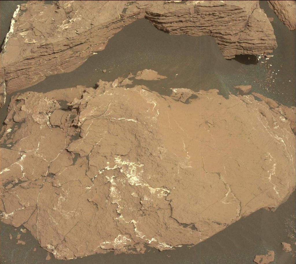 Sol 1526 Mastcam image