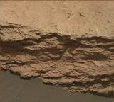 NASA's Mars rover Curiosity acquired this image using its Mast Camera (Mastcam) on Sol 1585