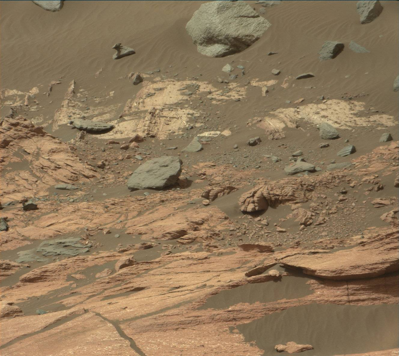 stones of discovery on mars nasa - photo #3
