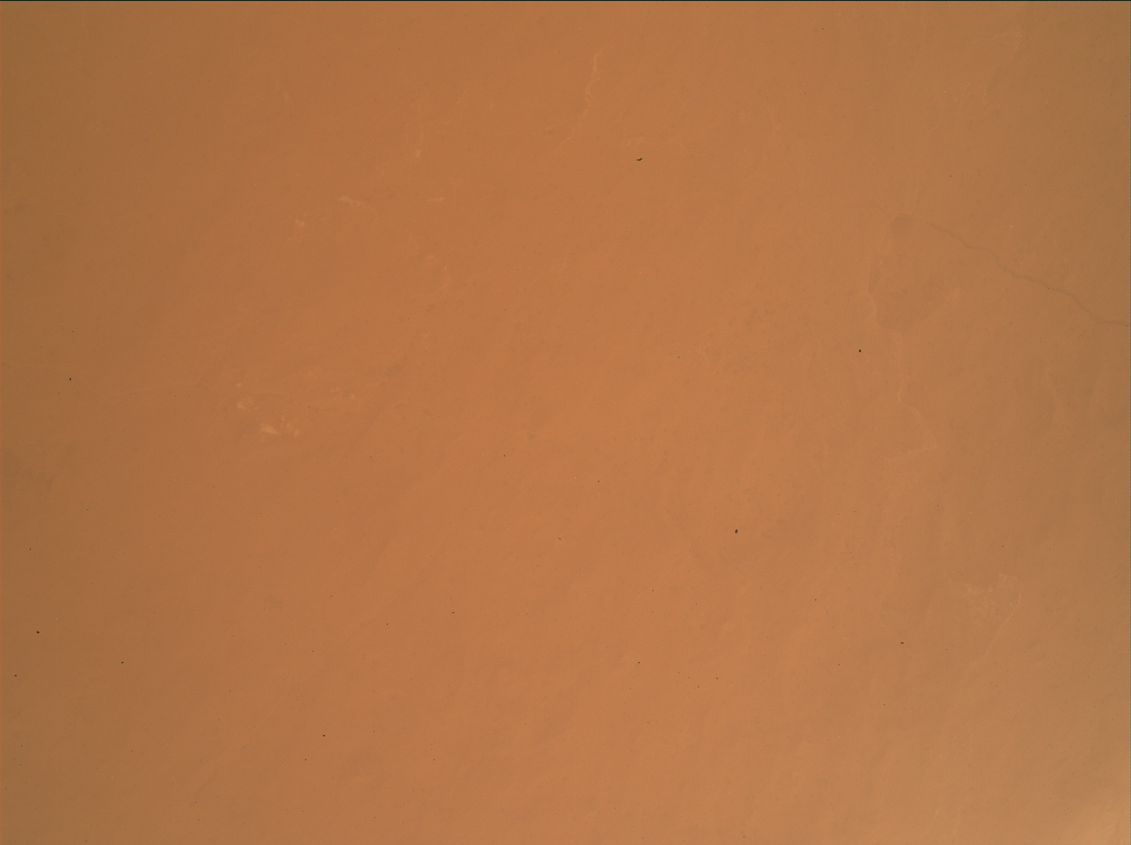 Nasa's Mars rover Curiosity acquired this image using its Mars Hand Lens Imager (MAHLI) on Sol 1630