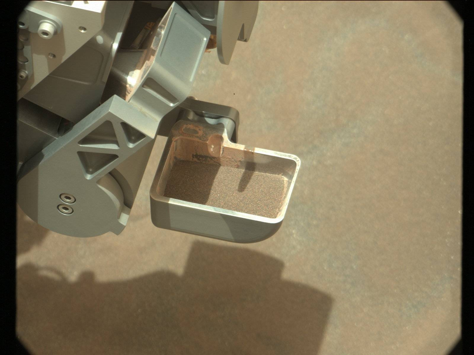 Sol 1651 Mastcam scoop