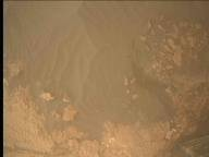 NASA's Mars rover Curiosity acquired this image using its Mars Descent Imager (MARDI) on Sol 1665