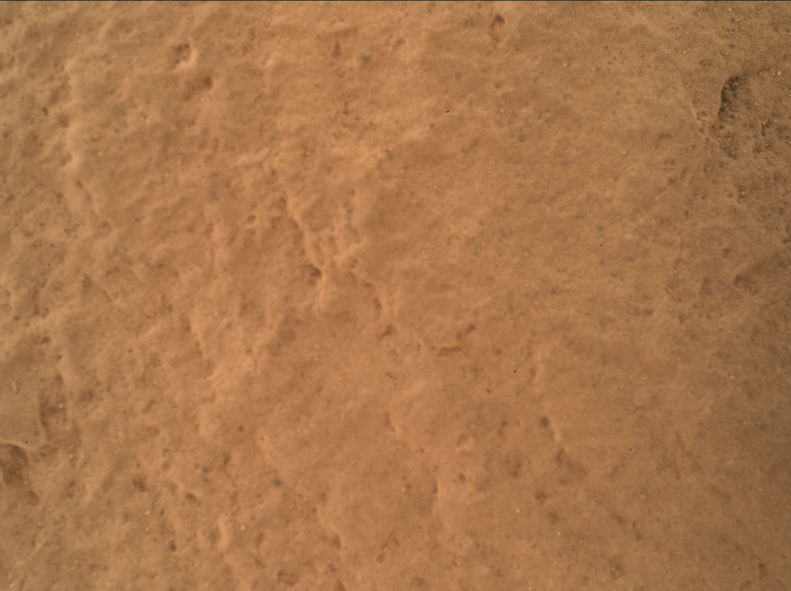 Nasa's Mars rover Curiosity acquired this image using its Mars Hand Lens Imager (MAHLI) on Sol 1739