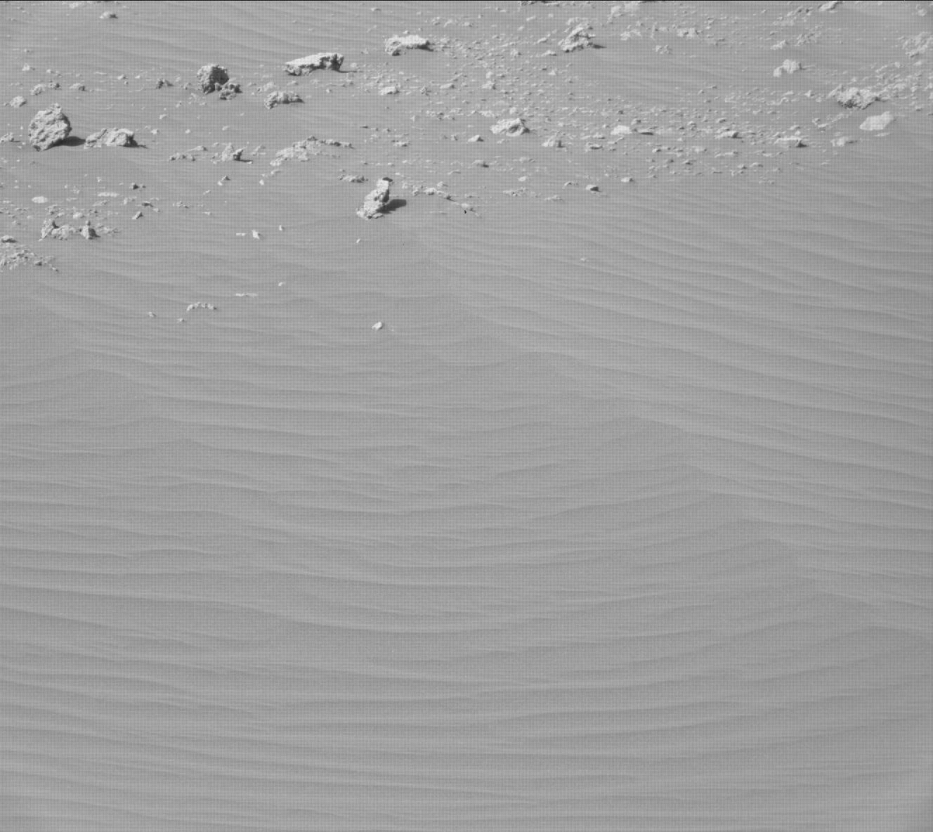 Nasa's Mars rover Curiosity acquired this image using its Mast Camera (Mastcam) on Sol 1898