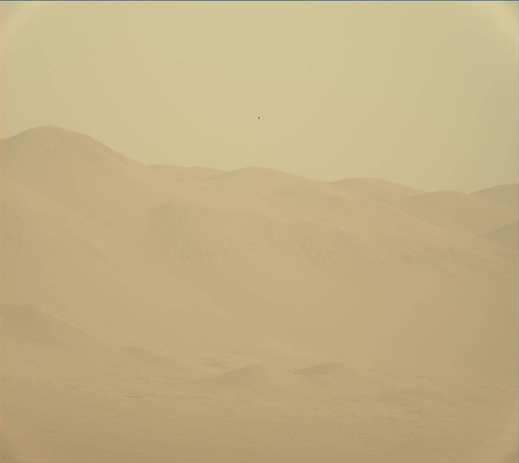 NASA's Mars rover Curiosity acquired this image using its Mast Camera (Mastcam) on Sol 2065
